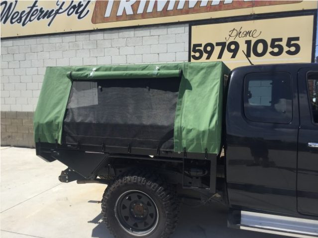 4WD Canopy 2 (Small) & 4WD CANOPIES | Westernport Trimming